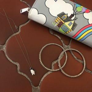 Kay | NWOT Crystal Penguin Necklace